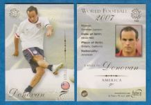 USA Landon Donovan L.A Galaxy
